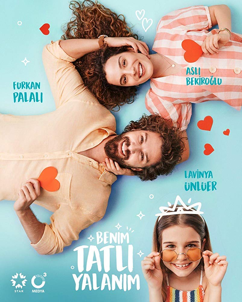 Моя сладкая ложь / Benim Tatli Yalanim (2019) Турция