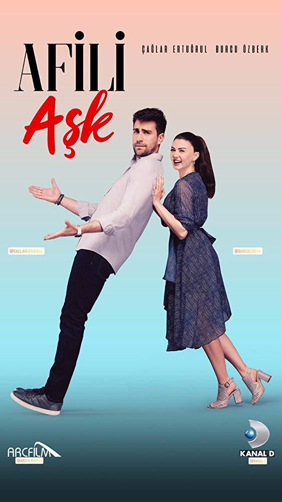 Любовь напоказ / Afili Ask (2019) Турция