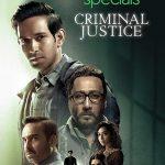 Подозреваемый / Criminal Justice (2019) Индия