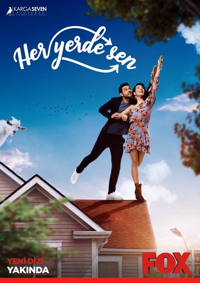 Повсюду ты / Her Yerde Sen (2019) Турция