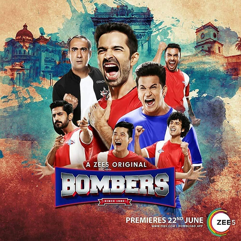 Бомберы / Bombers (2019) Индия