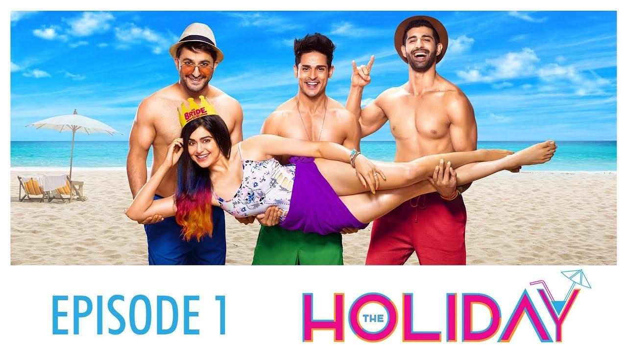 Каникулы / The Holiday (2019) Индия