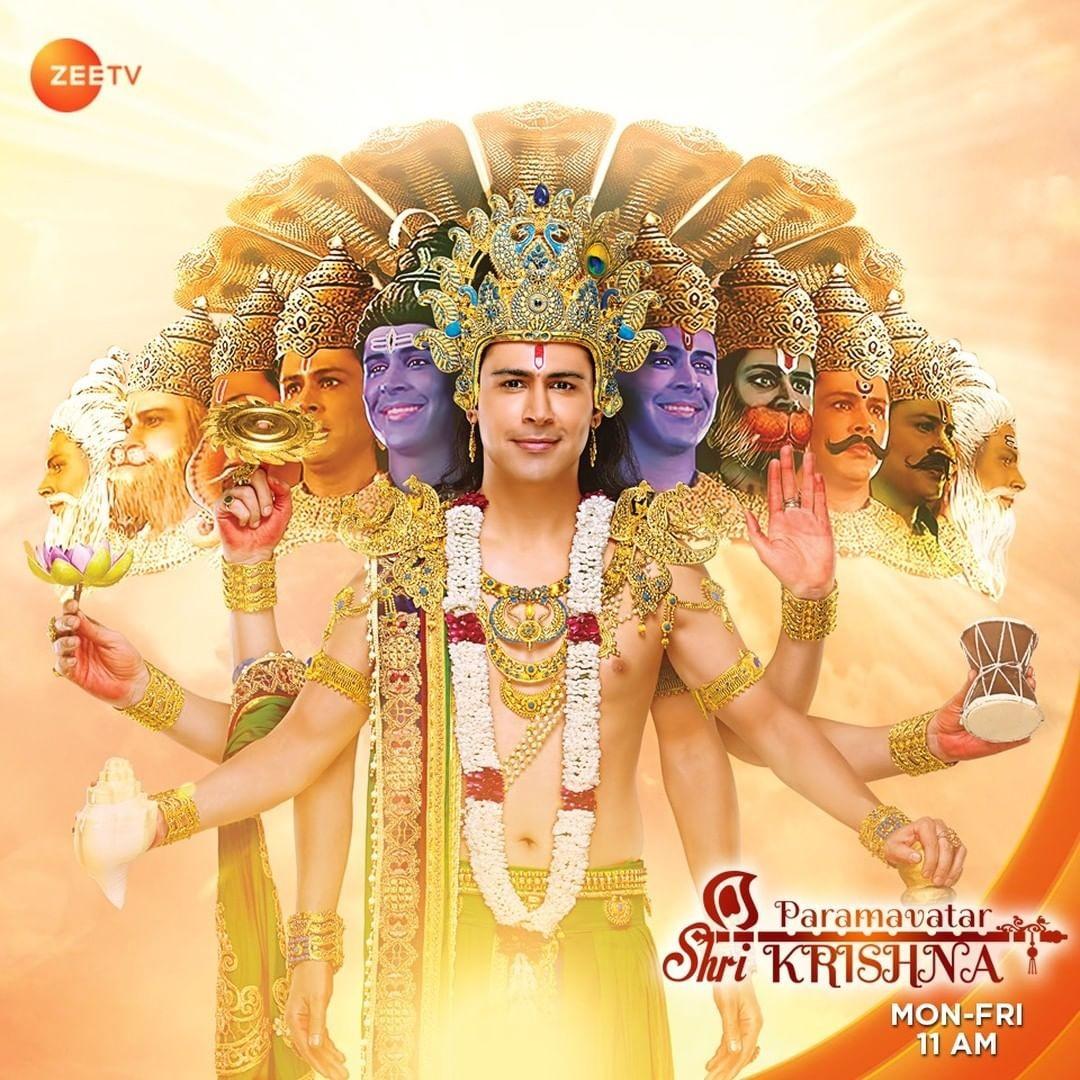 Парамаватар Шри Кришна 2 / Paramavatar Shri Krishna 2 (2019) Индия