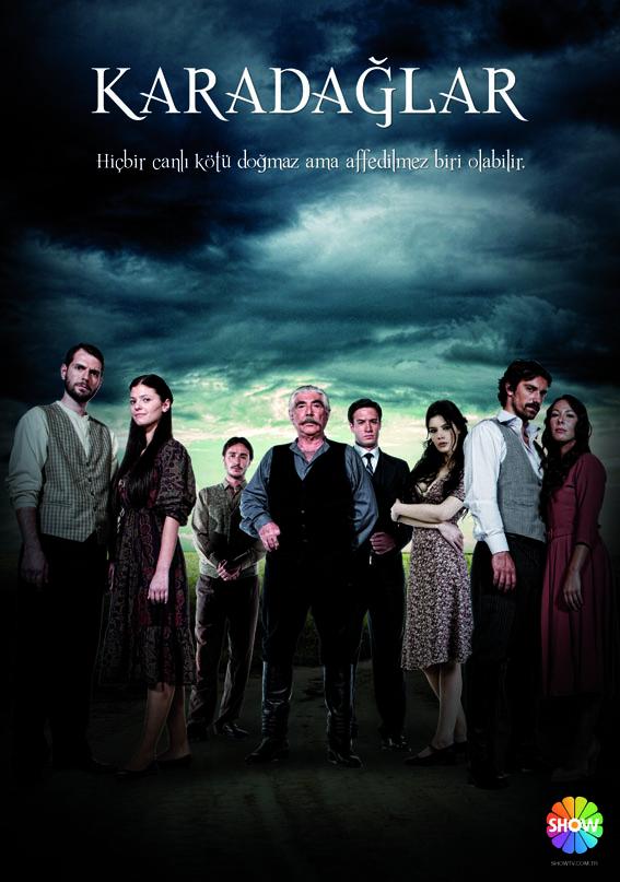 Семья Карадаа / Karadaglar  (2010) Турция
