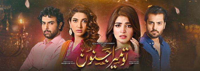 Ты моя одержимость / Tu Mera Junoon (2019) Пакистан