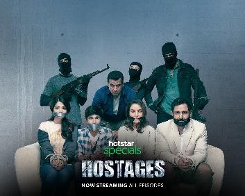 Заложники / Hostages (2019) Индия