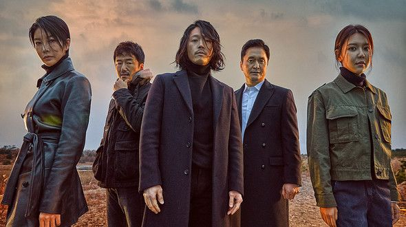 Скажи, что ты видела / Tell Me What You Saw (2020) Южная Корея