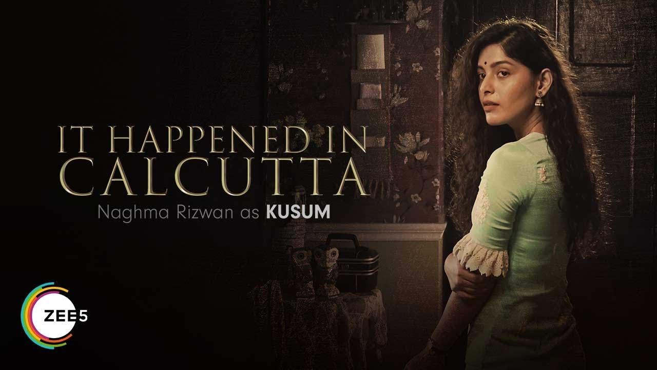 Это случилось в Калькутте / It Happened In Calcutta (2020) Индия