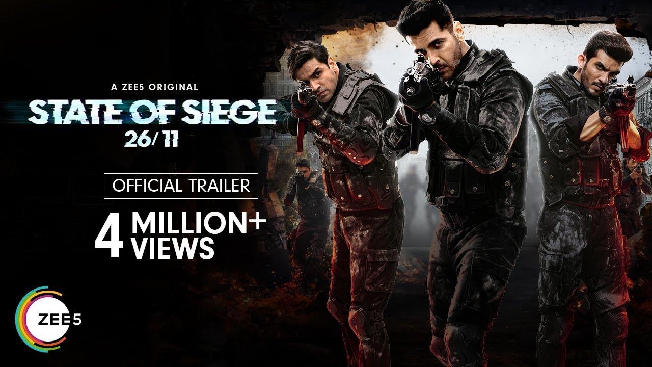 Военное положение: 26/11 / State of Siege: 26/11 (2020) Индия