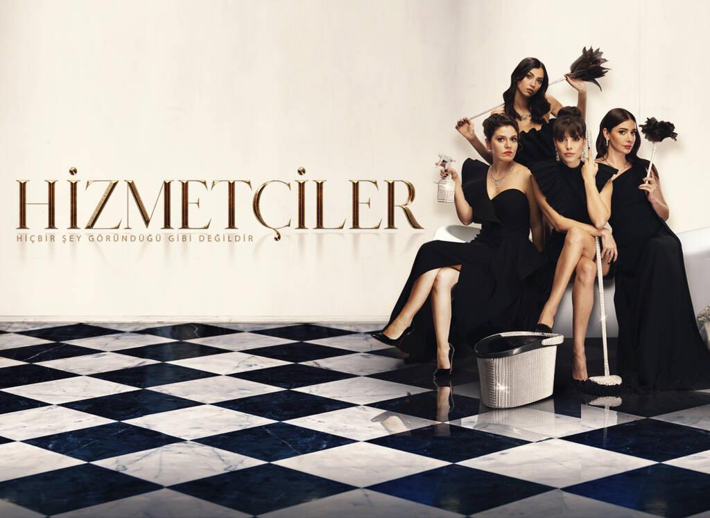 Служанки / Hizmetcilerin (2020) Турция