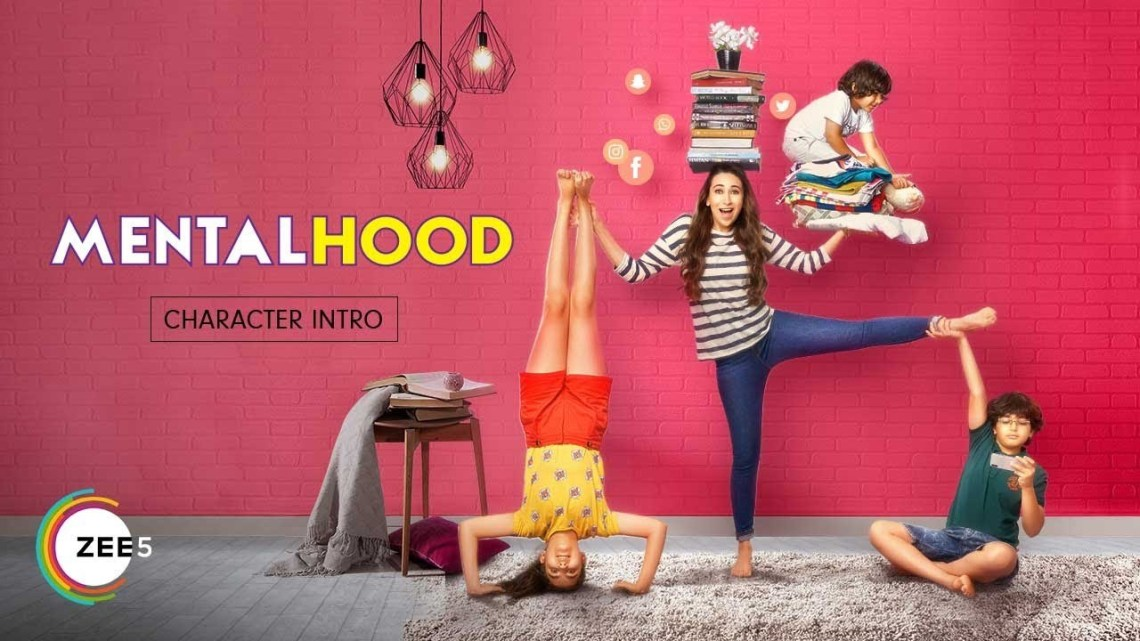 Защита от сумасшествия / Mentalhood (2020) Индия