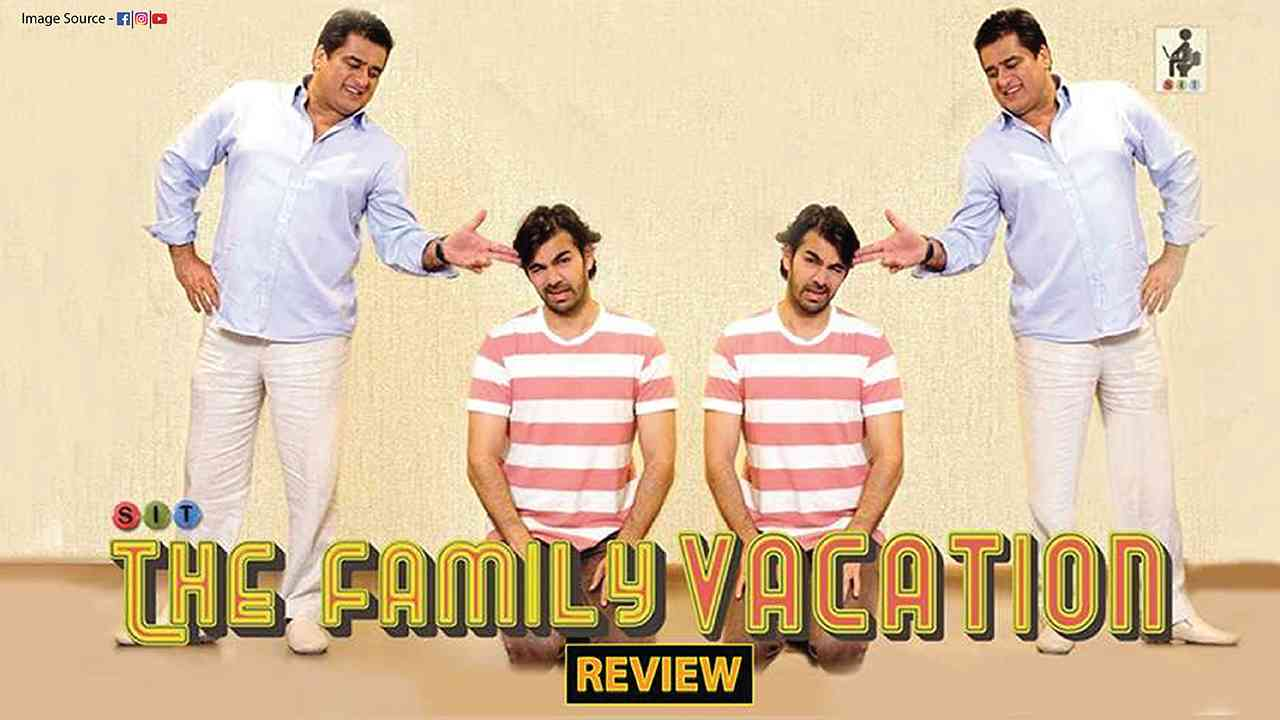 Семейные каникулы / The Family Vacation (2018) Индия