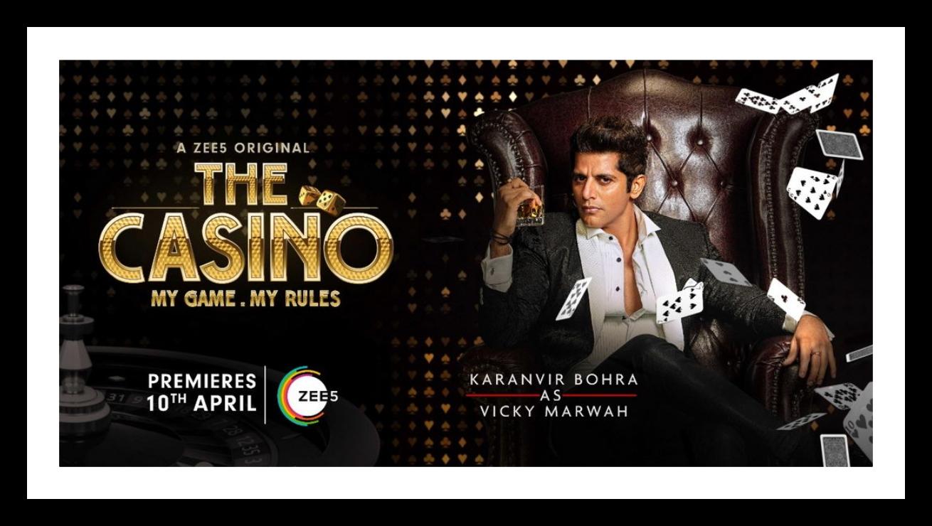 Казино / The Casino (2020) Индия