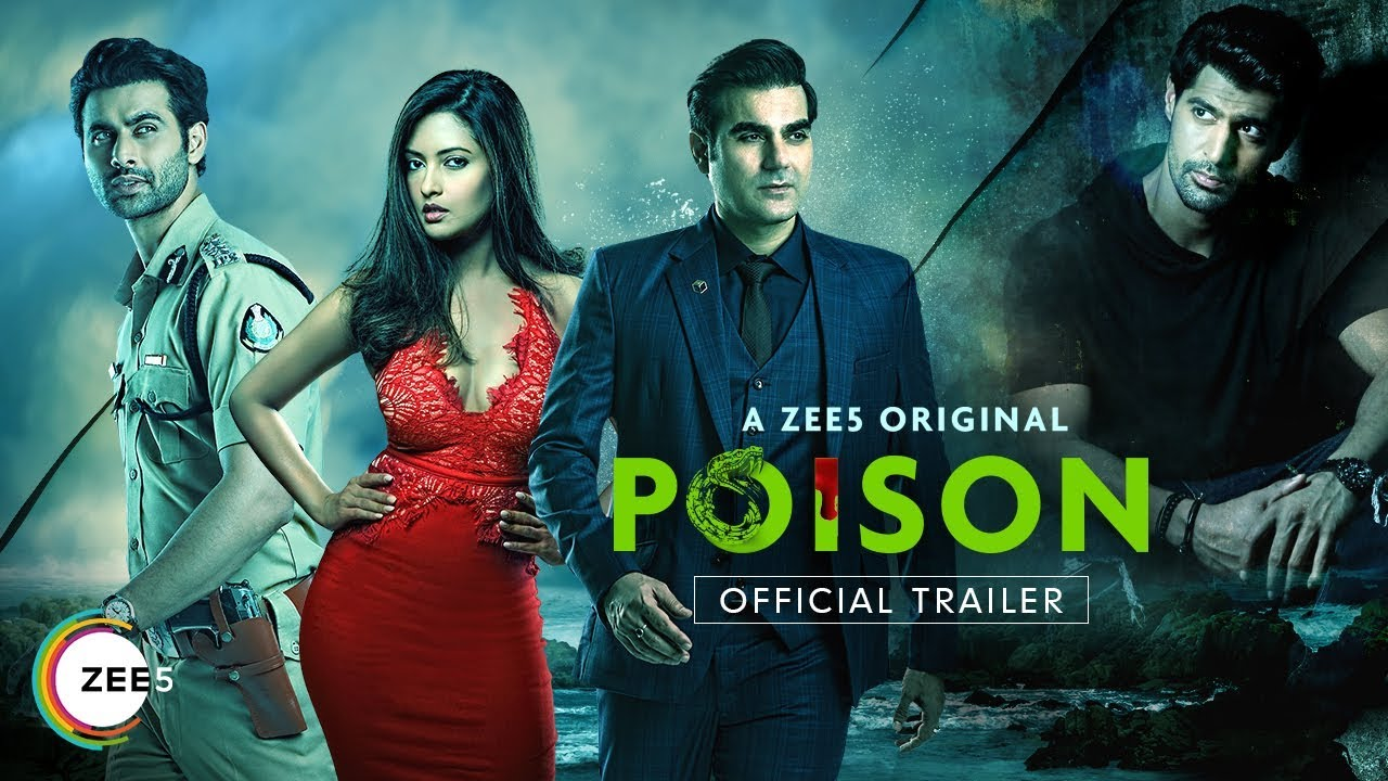 Яд / Poison (2019) Индия