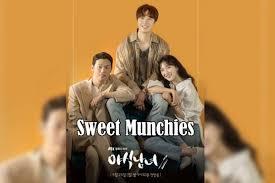 Полуночный перекус мужчины и женщины / Sweet Munchies (2020) Южная Корея