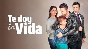 Я даю тебе жизнь / Te doy la vida (2020) Мексика