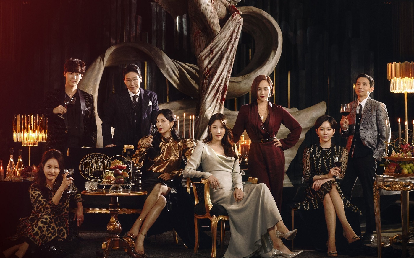 Пентхаус 1, 2 и 3-й сезон / Penthouse (2020) Южная Корея