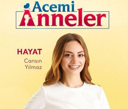 Неопытные мамы / Acemi Anneler (2020) Турция
