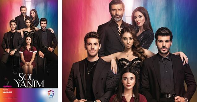 Моя левая сторона / Sol Yanim (2020) Турция