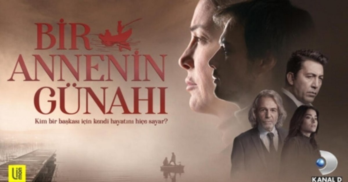 Грех одной матери / Bir Annenin Gunahi (2020) Турция
