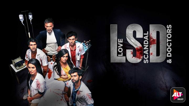 ЛСД: любовь, скандал и доктора / LSD — Love, Scandal & Doctors (2021) Индия