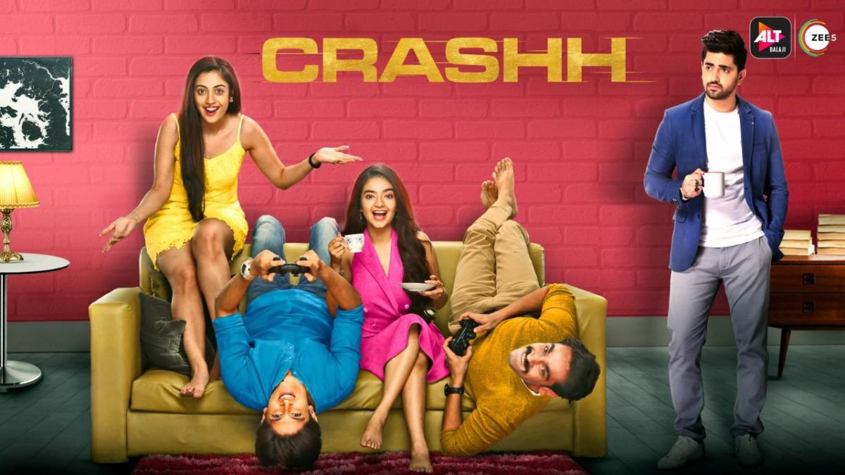 Несчастный случай / Crashh (2021) Индия