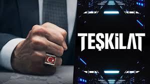 Разведка / Teskilat (2021) Турция