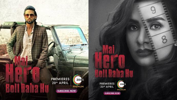 Говорит герой / Mai Hero Boll Raha Hu (2021) Индия
