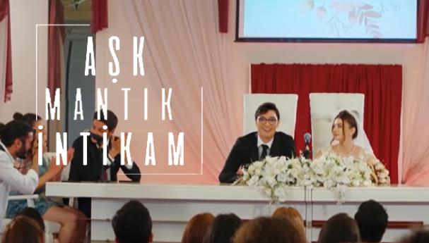 Любовь Логика Месть / Ask Mantik Intikam (2021) Турция