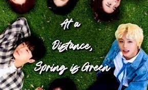 Зеленая весна вдали \ At a Distance, Spring is Green (2021) Южная Корея