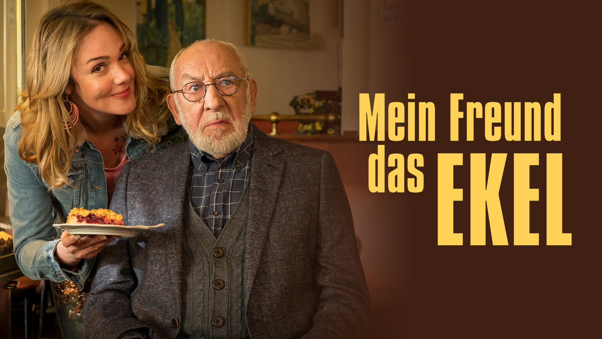 Мой сварливый друг / Mein Freund das Ekel (2021) Германия