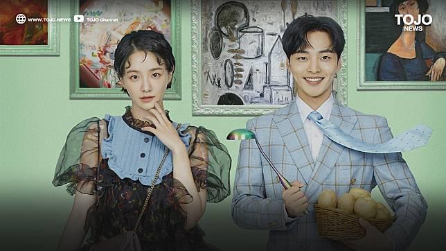 Далли и дерзкий принц / Dali and the Cocky Prince (2021) Южная Корея